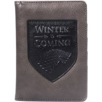 Game of Thrones Passport Wallet - Winter Is Coming - Wallet Gifts