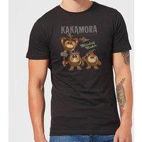 Disney Moana Kakamora Mischief Maker Mens T-Shirt - Black - S - Black