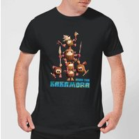 Disney Moana Fear The Kakamora Men's T-Shirt - Black - L