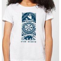 Moana Star Reader Women's T-Shirt - White - 3XL