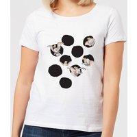 Dumbo Peekaboo Women's T-Shirt - White - XXL - White