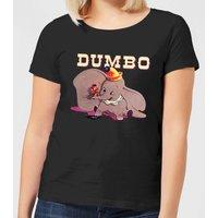 Dumbo Timothy's Trombone Women's T-Shirt - Black - L - Black