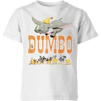 Dumbo The One The Only Kids' T-Shirt - White - 11-12 Years - White