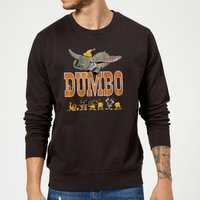 Dumbo The One The Only Sweatshirt - Black - L - Black