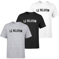 Le Peloton Men's T-Shirt - M - Grey