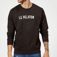 Le Peloton Sweatshirt - M - Black