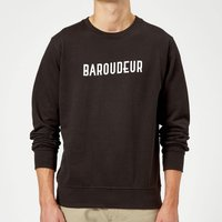Baroudeur Sweatshirt - S - Black