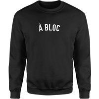 A Bloc Sweatshirt - L - Black