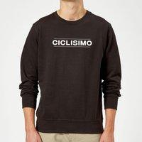 Ciclisimo Sweatshirt - XL - White