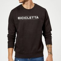 Bicicletta Sweatshirt - S - Black