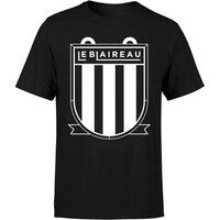 Le Blaireau Men's T-Shirt - XXL - Black