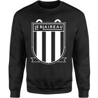 Le Blaireau Sweatshirt - L - Black