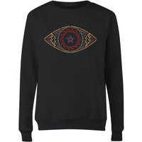 Celebrity Big Brother Eye Women's Sweatshirt - Black - 5XL - Black - Brother Gifts