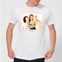 Friends Girls Mens T-Shirt - White - 5XL - White