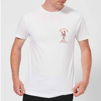 Friends You Are My Lobster Men's T-Shirt - White - S