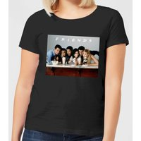 Friends Milkshake Women's T-Shirt - Black - XL