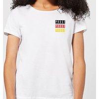 Prost Women's T-Shirt - White - M - White