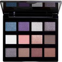 Paleta de sombras de ojos Machinist Shadow Palette de NYX Professional Makeup - Steam