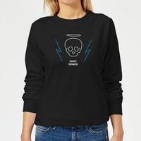 Celebrity Big Brother Saint Sinner Women's Sweatshirt - Black - 5XL - Black - Brother Gifts
