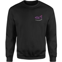 Celebrity Big Brother Banter Sweatshirt - Black - 5XL - Black - Brother Gifts