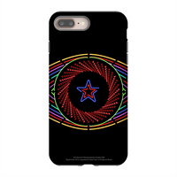 Celebrity Big Brother Neon Phone Case for iPhone and Android - iPhone 5C - Snap Case - Matte