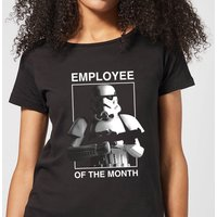 Star Wars Employee Of The Month Women's T-Shirt - Black - 4XL - Black