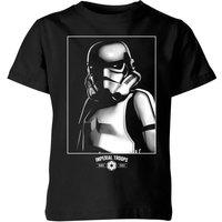 Star Wars Imperial Troops Kids' T-Shirt - Black - 9-10 Years - Black