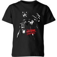 Star Wars Darth Vader I Am Your Father Kids' T-Shirt - Black - 3-4 Years - Black