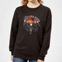 Star Wars Cantina Band Women's Sweatshirt - Black - S - Black