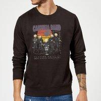 Star Wars Cantina Band At Spaceport Sweatshirt - Black - L - Black