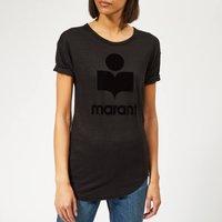 Isabel Marant Etoile Women's Koldi T-Shirt - Black - M
