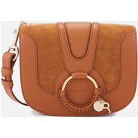 shop for See by Chloé Women's Hana Cross Body Bag - Caramello at Shopo
