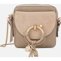 See by Chloé Womens Joan Camera Bag - Motty Grey
