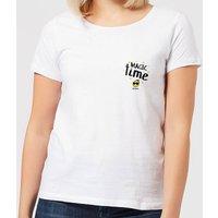 Smiley World Magic Time Women's T-Shirt - White - XXL - White - Smiley Gifts