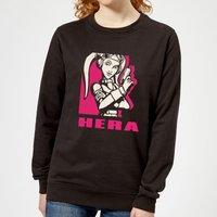 Star Wars Rebels Hera Women's Sweatshirt - Black - S - Black