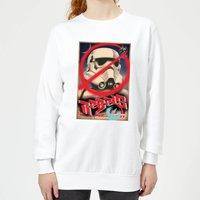 Star Wars Rebels Poster Women's Sweatshirt - White - L - White