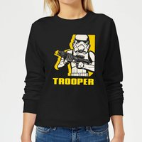 Star Wars Rebels Trooper Women's Sweatshirt - Black - XXL - Black