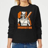 Star Wars Rebels Inquisitor Women's Sweatshirt - Black - XS - Black