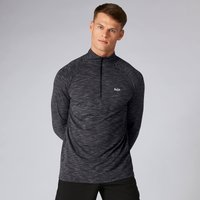 Image of Myprotein MP Men's Performance ¼ Zip Top - Charcoal - L