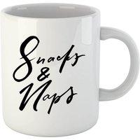 PlanetA444 Snacks and Naps Mug