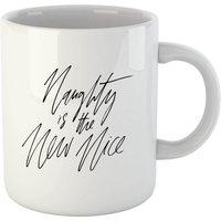 PlanetA444 Naughty Is The New Nice Mug
