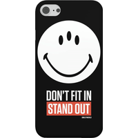 Smiley World Slogan Don't Fit In, Stand Out Phone Case for iPhone and Android - Samsung S6 - Snap Ca
