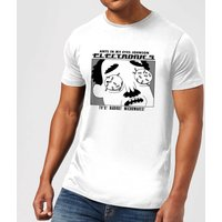 Rick and Morty Ants In My Eyes Mens T-Shirt - White - S - White