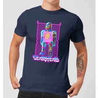 Rick and Morty Gearhead Men's T-Shirt - Navy - L