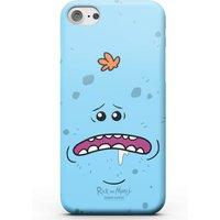 Rick and Morty Mr Meeseeks Phone Case for iPhone and Android - Samsung S6 Edge - Snap Case - Matte