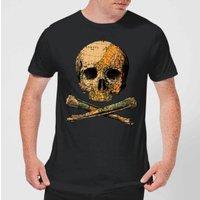 Tobias Fonseca Treasure Map Men's T-Shirt - Black - XS - Black