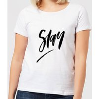 Slay Women's T-Shirt - White - 5XL - White