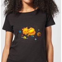 The Centre Of My Universe Women's T-Shirt - Black - S - Black
