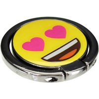 Emoji Heart Eyes Mobile Spin Grip