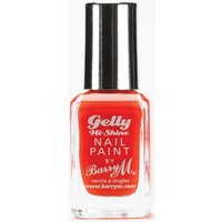 Barry M Cosmetics Gelly Hi Shine Nail Paint (Various Shades) - Passion Fruit